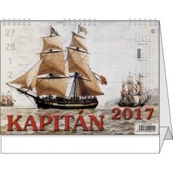 Kalendář 21S/BSB7 Kapitán 210x150