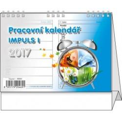 Kalendář 21S/BSM1 Impuls I. 14-denní 148x105