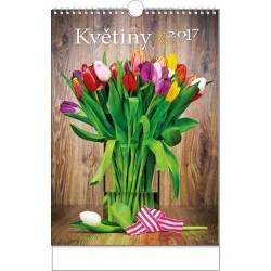 Kalendář 21N/BNG7 Květiny 320x450