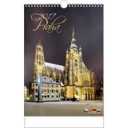 Kalendář 21N/BNK1 Praha 320x450