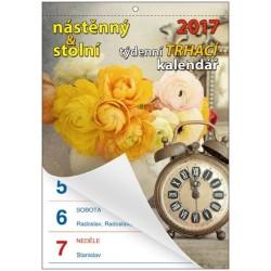 Kalendář 21N/BNA0 Senior I - A6 100x147