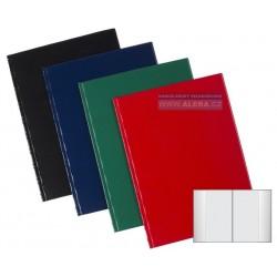 Složky A4 PVC SPORO dvojité s kapsami na boku