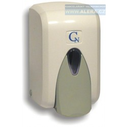 Dávkovač na tekuté mýdlo CN, 500ml, bílý