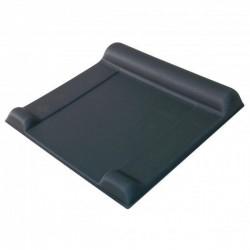 Podložka pod notebook LOGO černá, bambusovo-uhlíkové vlákno