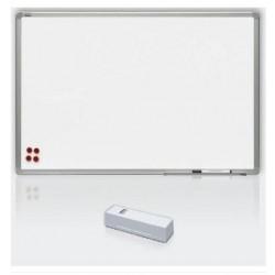 Zboží na objednávku - Tabule bílá Ceramic 2x3 magnetická 300 x120 cm