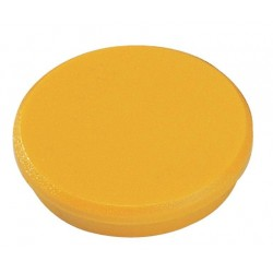 VÝPRODEJ - Magnet 32mm Dahle 95532 žlutý v balení 10ks