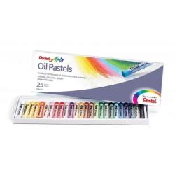Zboží na objednávku - Pastely olejové Pentel PHN4-25 sada
