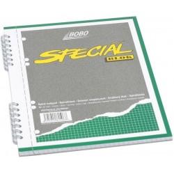 Zboží na objednávku - Blok Kolegia kroužkový A5 50listů čtvereček Bobo Speciál