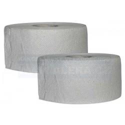 Papír WC JUMBO průměr 280mm - ŠEDÁ /6rolí
