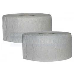 Papír WC JUMBO průměr 190mm - ŠEDÁ / 6rolí