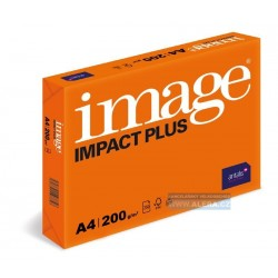 Papír Image Impact Plus A4 200gr 250listů /ORANŽOVÝ OBAL/