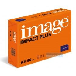 Papír Image Impact Plus A3 90gr 500listů /ORANŽOVÝ OBAL/