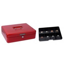 Pokladna CONCORDE 35 300x230x90 červená
