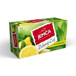 Čaj JEMČA Zelený s citronem