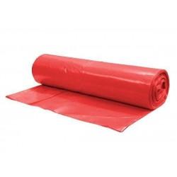 Pytel 70x110 - 60mic /20ks červená