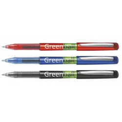 VÝPRODEJ - Pero roller Pilot GreenBall BL-GRB7-BG černá