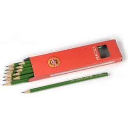 Tužka č.3 Koh-i-noor 1703 /3 zelená