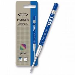 """Náplň """"PARKER"""" gelová náplň - 0,7 mm modrá"""