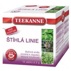 Čaj TEEKANNE bylinný Štíhlá linie