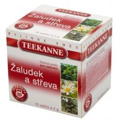 Čaj TEEKANNE bylinný Žaludek a střeva