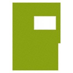 """Náhradní náplň do """"Studentský speciál"""" A4 čtvereček 50 listů zelená"""