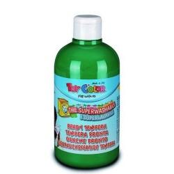 Zboží na objednávku - Barva temperová supervypratelná Toy Color 0.5 litr plast zelená