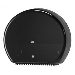 TORK 554008 Zásobník WC rolí 26cm T BOX MAXI plast černá T1
