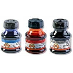 Zboží na objednávku - Inkoust do plnicích per Koh-i-noor 1415 50ml černá