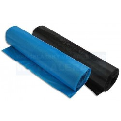 Pytel 70x110 - 80mic /15ks černá
