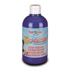 Zboží na objednávku - Barva temperová supervypratelná Toy Color 0.5 litr plast sv.modrá