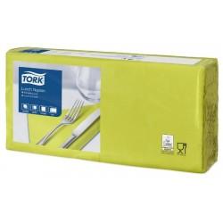 Zboží na objednávku - TORK 477840 Ubrousek limetkový 33x33 2-vrstvý 200ks