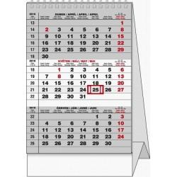 Kalendář 20S/BSA7 Mini Tříměsíční 112x160