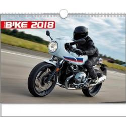 Kalendář 20N/BNE1 Motorbike 450x320