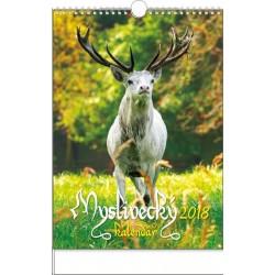 Kalendář 21N/BNF3 Myslivecký 320x450