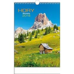 Kalendář 21N/BNG6 Hory 320x450
