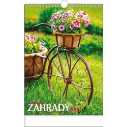 Kalendář 21N/BNG8 Zahrady 320x450