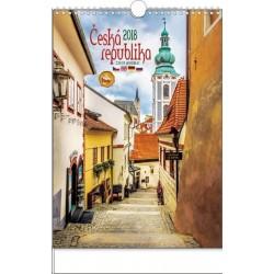 Kalendář 21N/BNK0 Česká republika 320x450