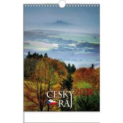 Kalendář 21N/BNK3 Český ráj 320x450