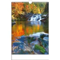 Kalendář 21N/BNK6 Řeka čaruje 320x450