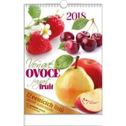 Kalendář 21N/BNV5 Voňavá levandule - A3 320x450