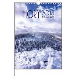 Kalendář 21N/BNG5 Hory Čech a Moravy 320x450