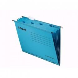 Zboží na objednávku - Závěsné desky třídicí Esselte Pendaflex 93133 modrá, 10 ks