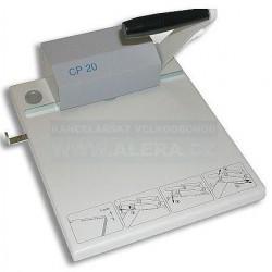 Výsekový nástroj CP 20 - náhradní kolečka
