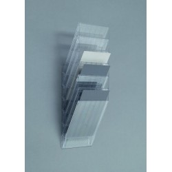 Zboží na objednávku - FLEXIBOXX 6 Durable 1709760400 transparentní