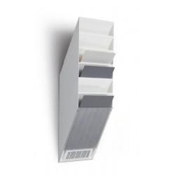 Zboží na objednávku - FLEXIBOXX 6 Durable 1709760010 bílý