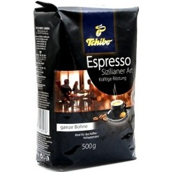 Káva Tchibo Espresso Sicilia Style zrnková / 500gr