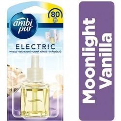 Ambi Pur Electro - NÁPLŇ 20ml. Moonlight Vanilla - osvěžovač vzduchu