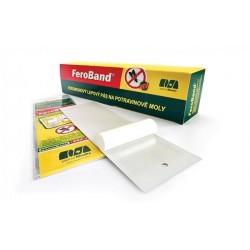 FEROBAND lapač potravinových molů - lepící pás 1ks