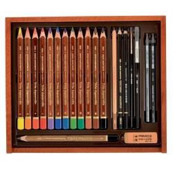 Zboží na objednávku - Pastelky akvarelové Koh-i-noor 8897 SOUPRAVA KRESLÍŘSKÁ AKVAREL