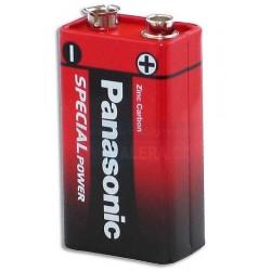 Baterie 9V 6F22R/1ks Panasonic Special